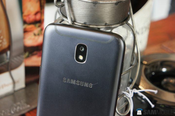Galaxy J5 (2017) Android 8.1 update for the UAE includes September 2018 security patch