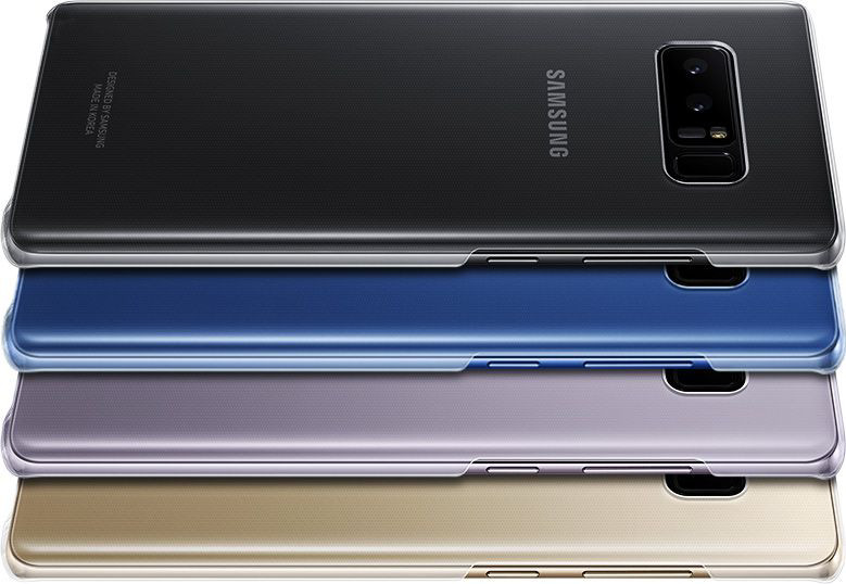 wholesale dealer ced06 17bf8 Official Galaxy Note 8 accessories revealed - SamMobile - SamMobile