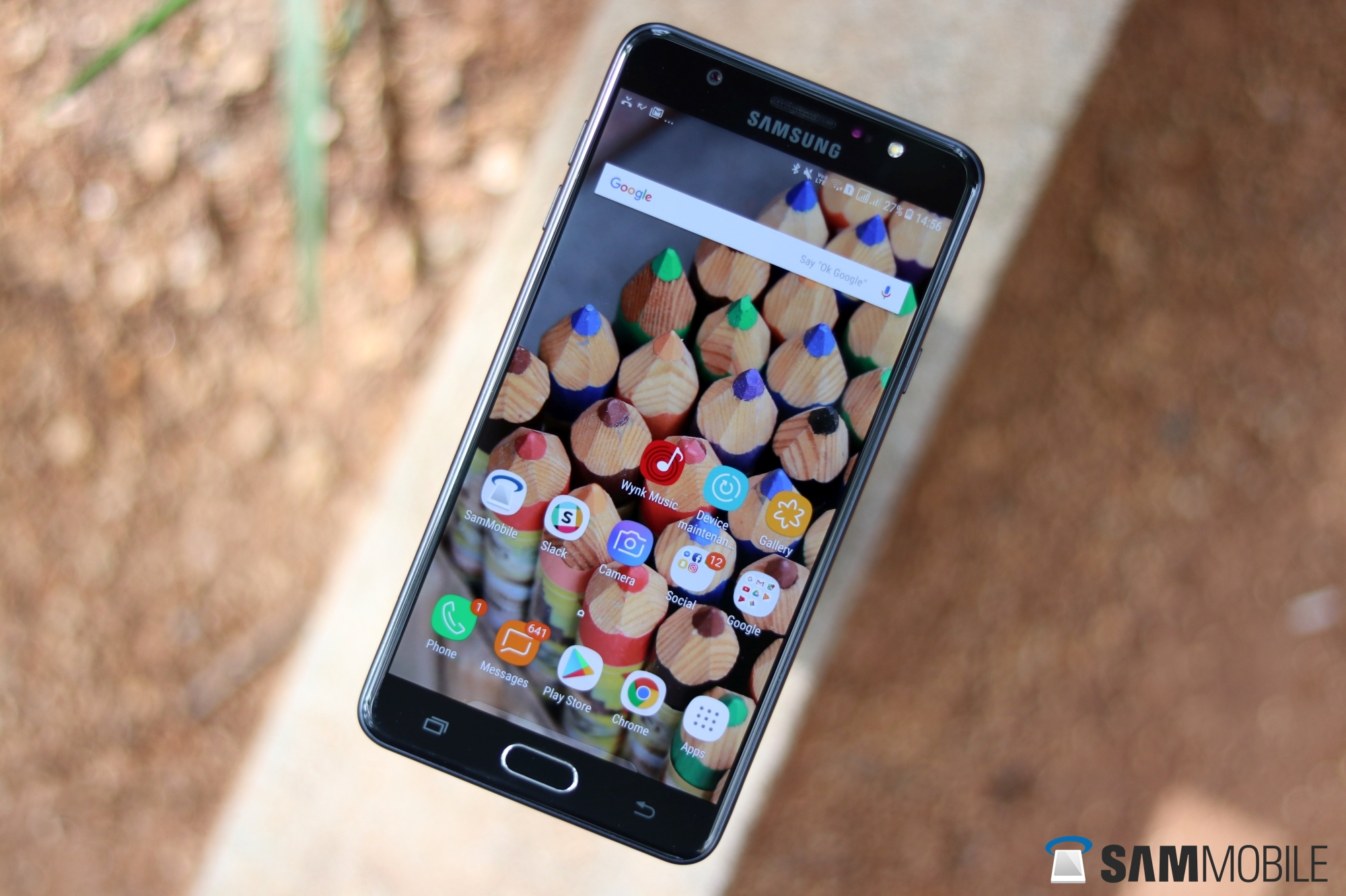 Galaxy J7 Max Review Excellent Budget Phone Held Back By Poor Performance Sammobile