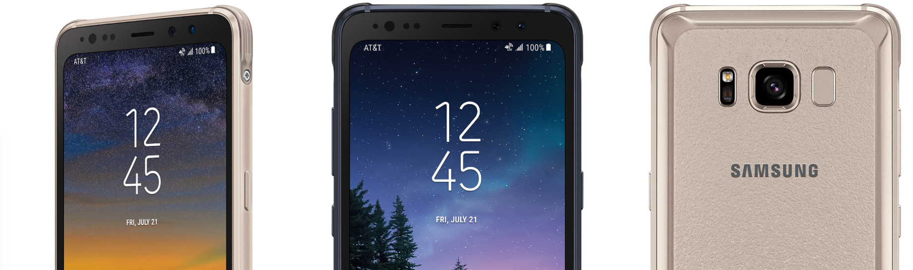 Unlocked variant of the Galaxy S8 Active certified by the Wi-Fi