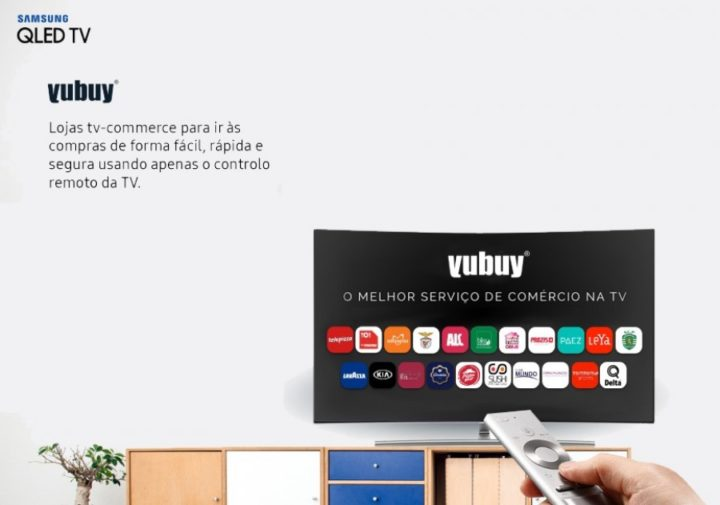 Yubuy Shopping App Tizen TV