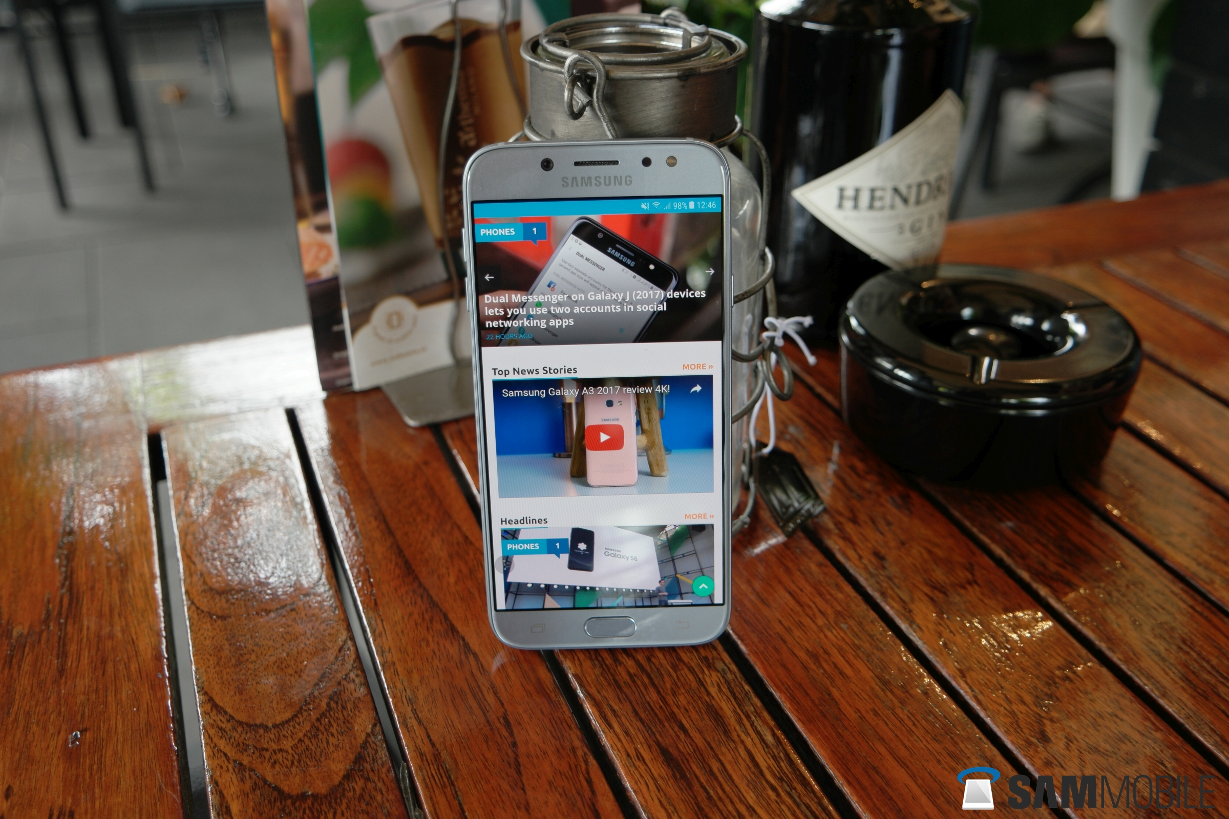 Galaxy J7 (2017) review: A beautiful phone with substandard