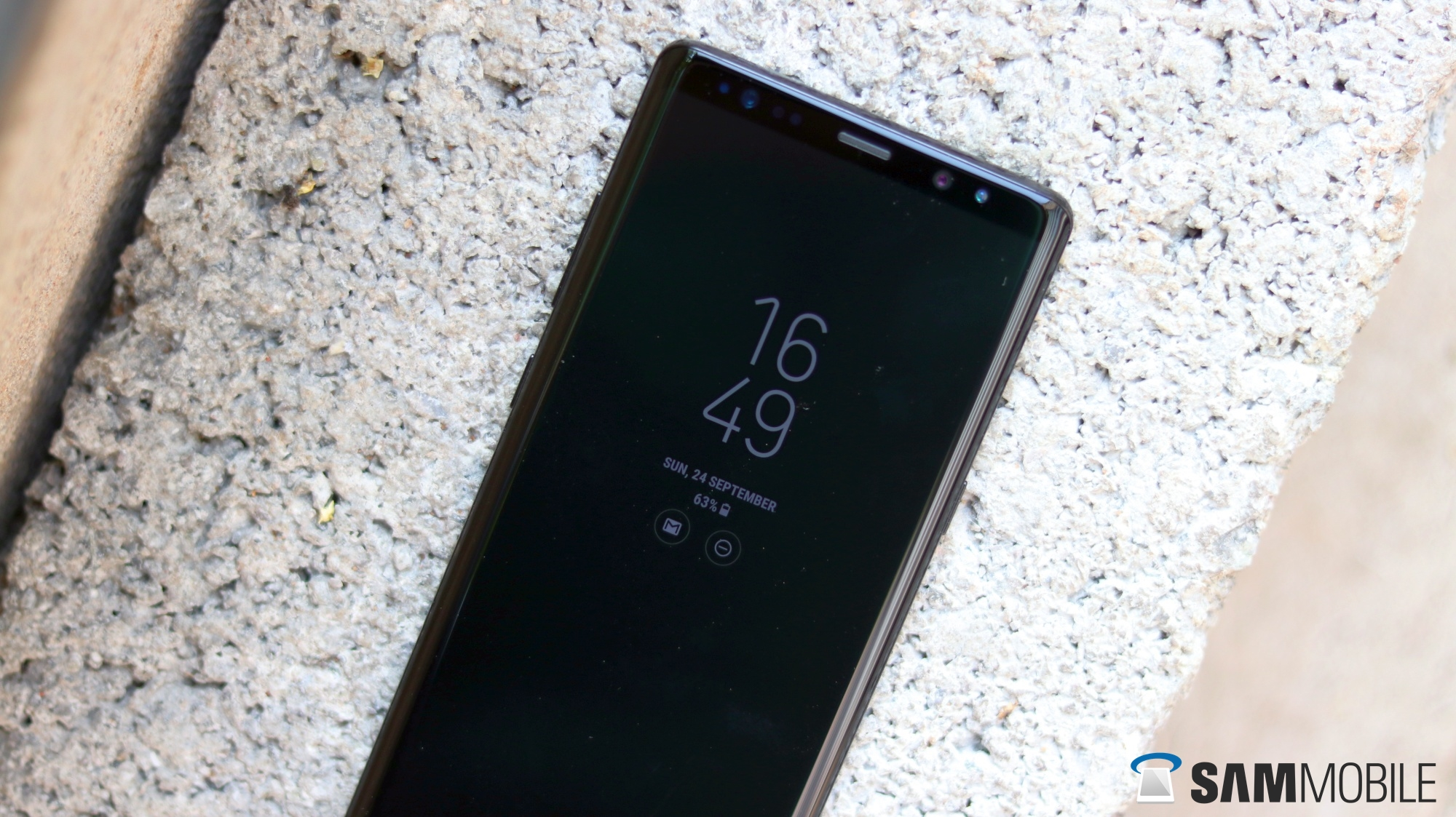 How to get the most out of the Galaxy Note 8 Always On
