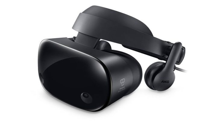 Samsung Windows Mixed Reality Headset AKG Audio
