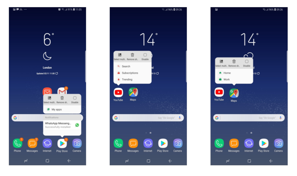 What's New With Android 8 0 Oreo Part 5: App shortcuts on
