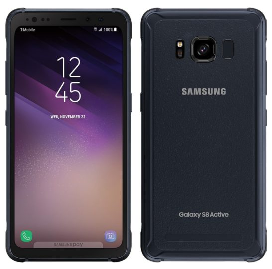 T-Mobile Galaxy S8 Active