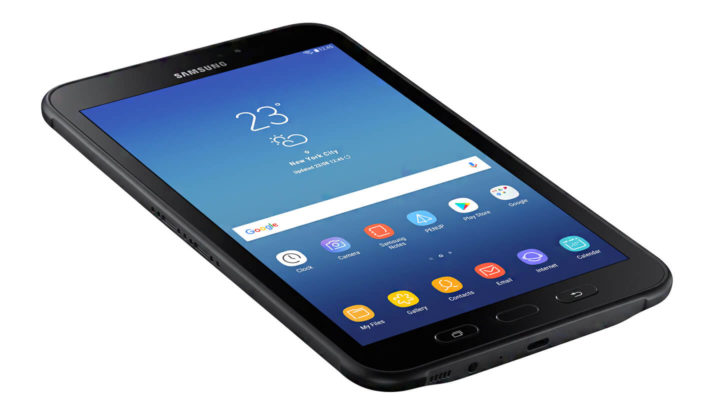 samsung galaxy tab active 2 rugged tablet now official sammobile. Black Bedroom Furniture Sets. Home Design Ideas