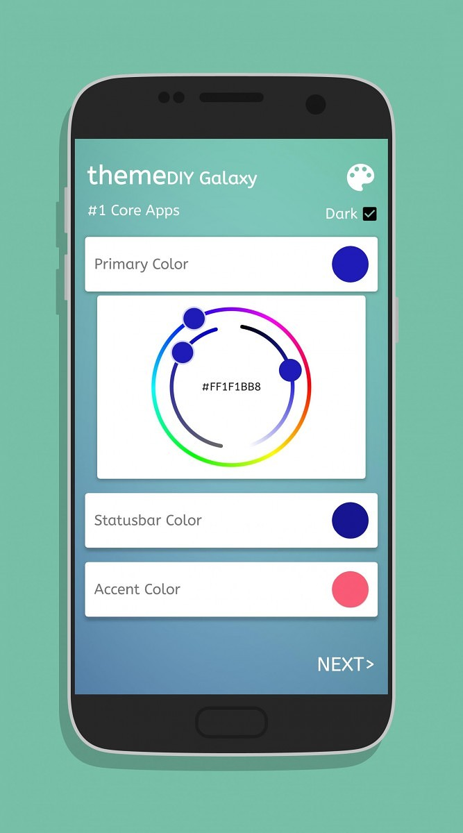 This awesome tweak lets you create custom themes for your Samsung