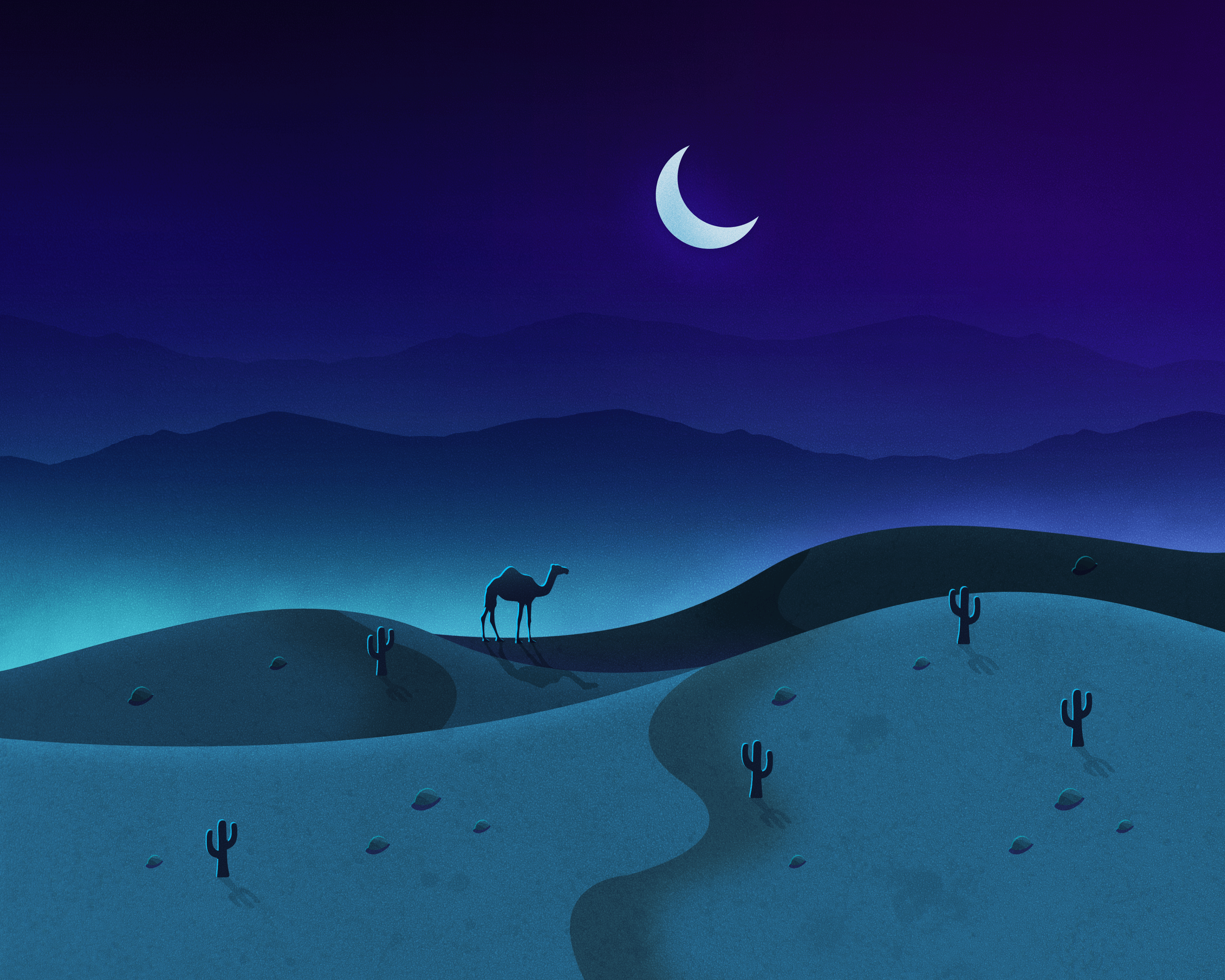 Wallpaper wednesday material landscapes part 2 sammobile for Material design space