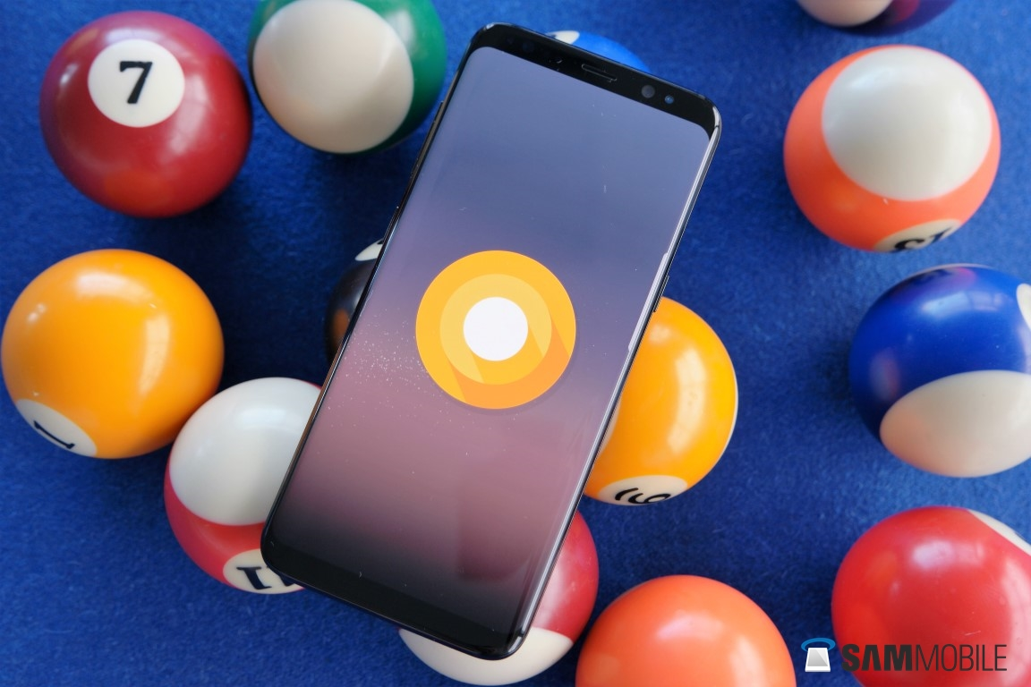 Galaxy S8 Oreo update now rolling out to non-beta users