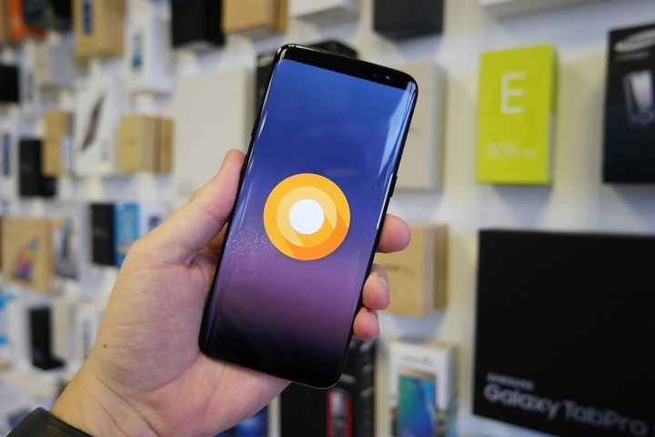 Galaxy S8 Oreo update released in India and Poland - SamMobile