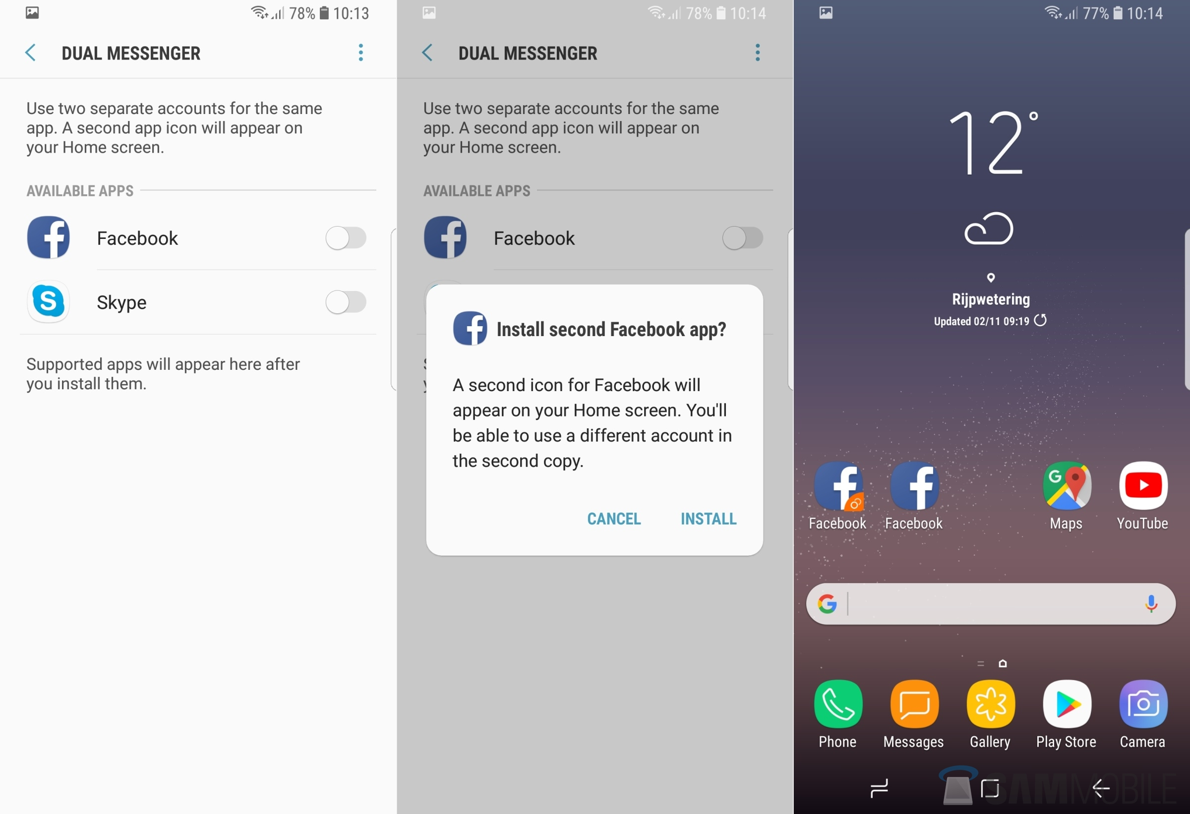 What's New With Android 8 0 Oreo Part 4: Dual Messenger is