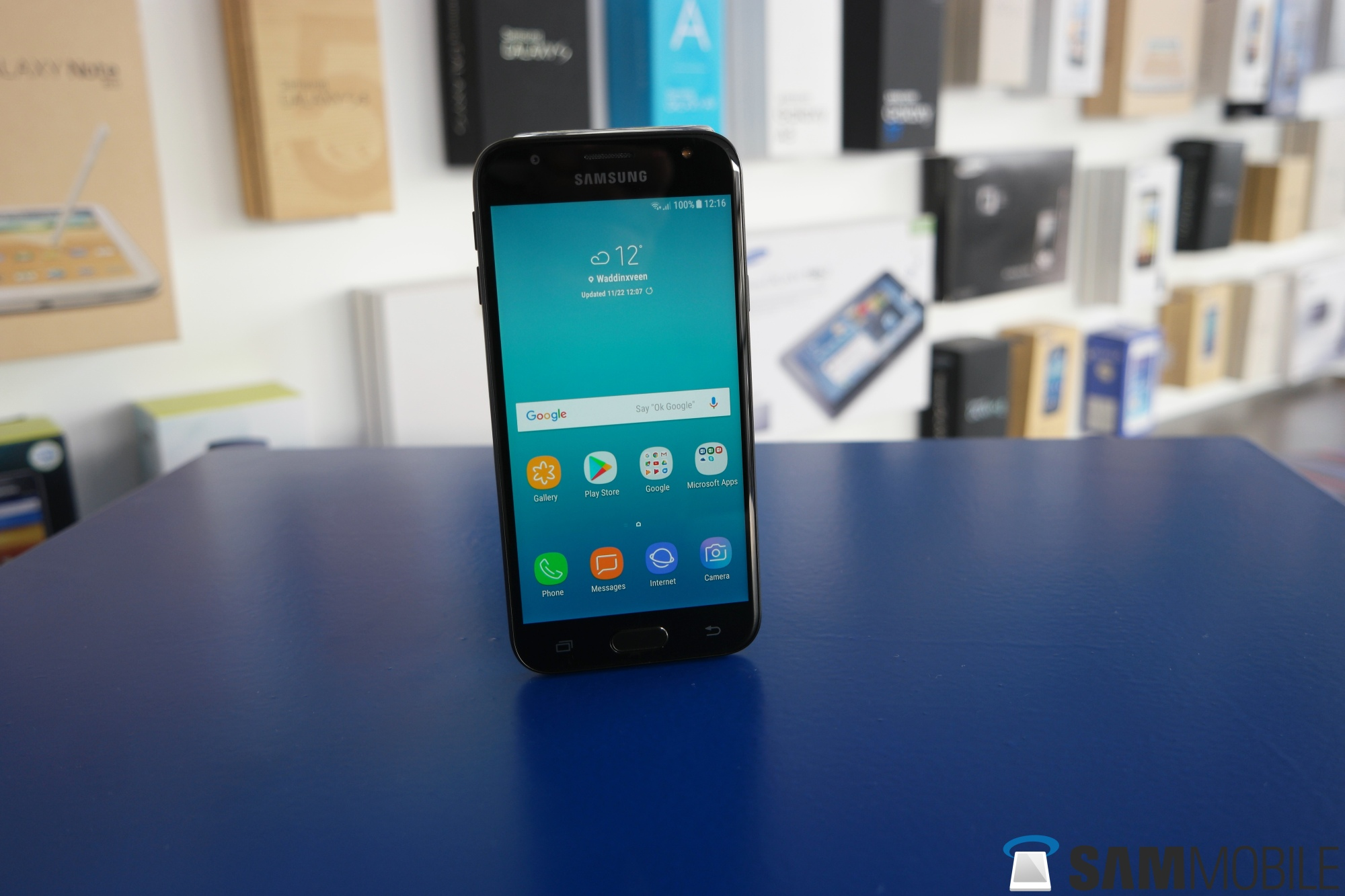 Samsung Galaxy J3 (2017) Oreo update released in Russia and