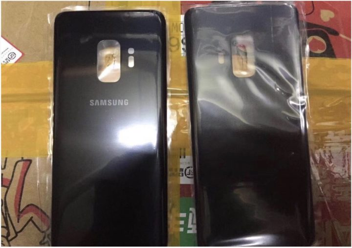 Purported Galaxy S9 back panel hints at a single rear camera