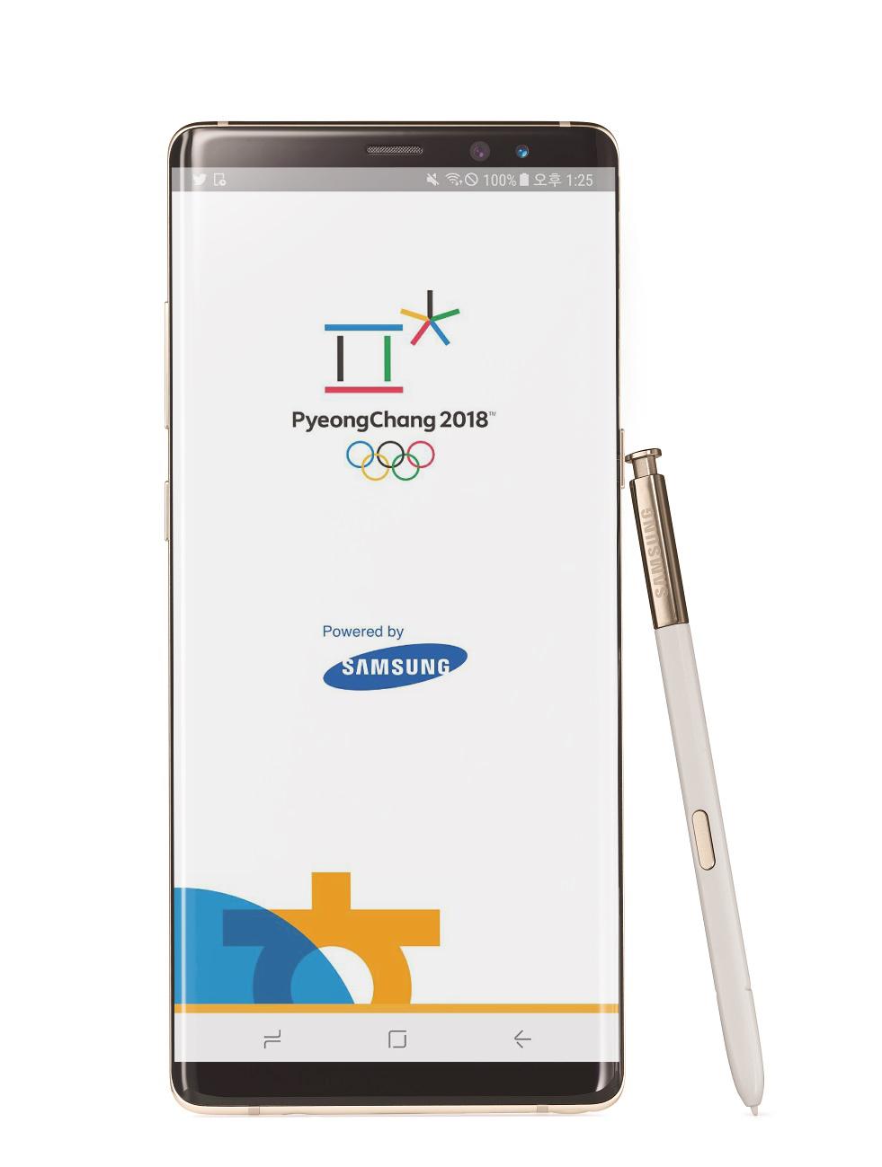 Samsung's official PyeongChang 2018 app brings you closer ...