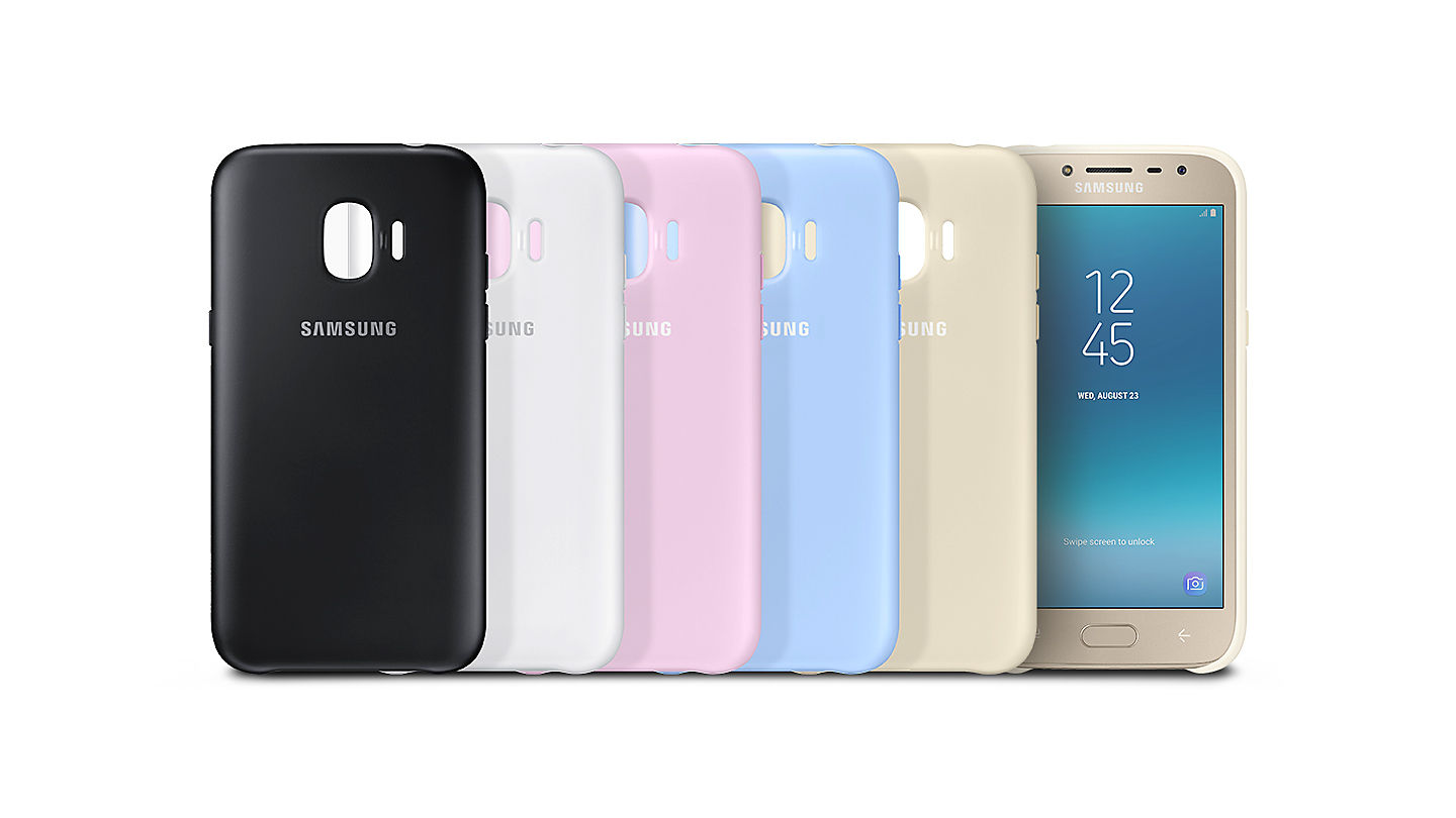 Samsung Galaxy J2 Pro (2018) Wallpapers: Galaxy J2 (2018) Accessories Spotted On Samsung's Website
