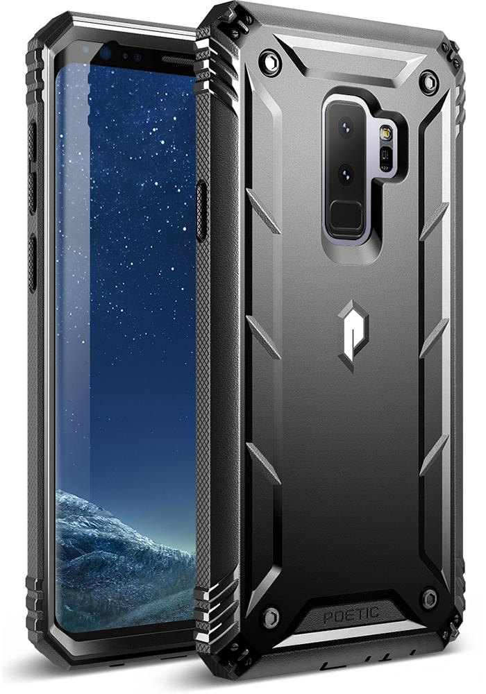 galaxy s9 case renders show the phone in silver and grey. Black Bedroom Furniture Sets. Home Design Ideas
