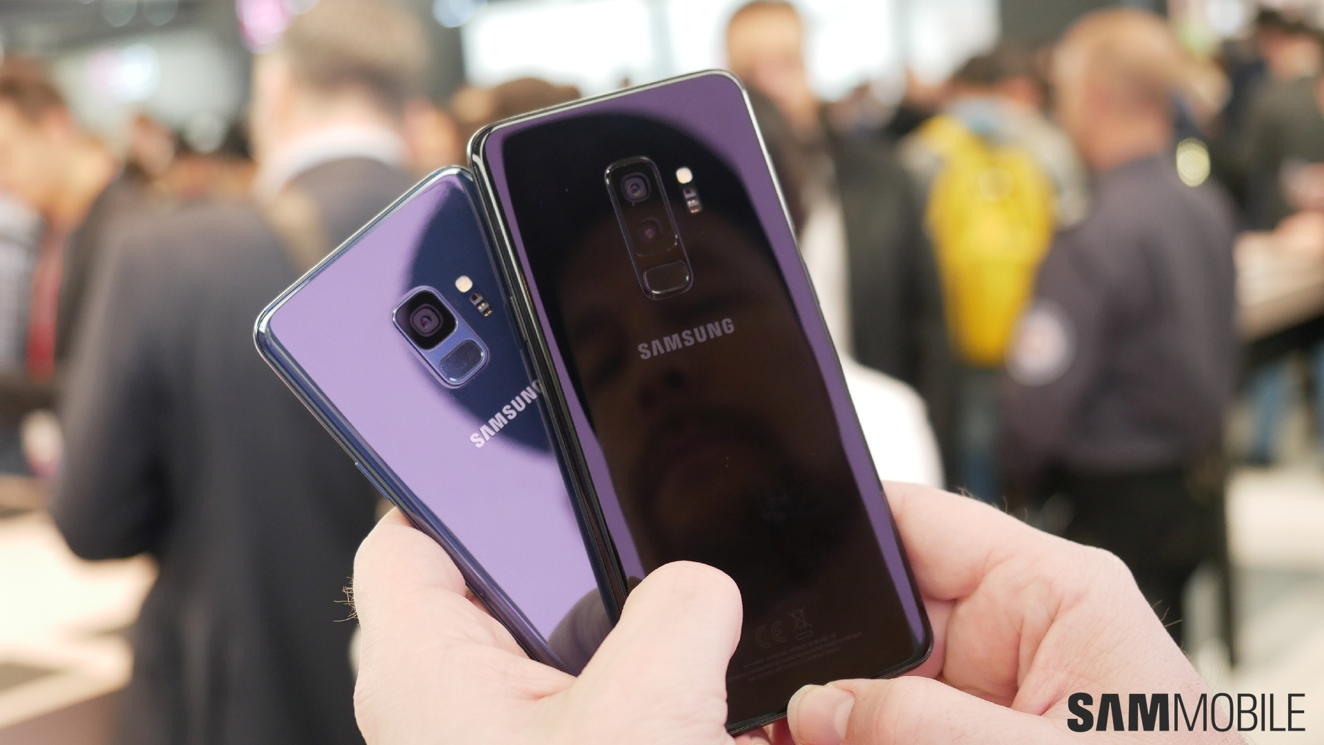 Galaxy S9 kernel sources have been released by Samsung