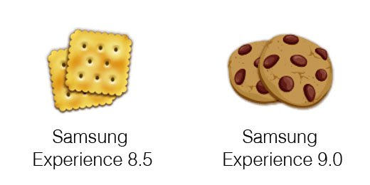 Samsung Experience 9 0 brings new and improved emoji design