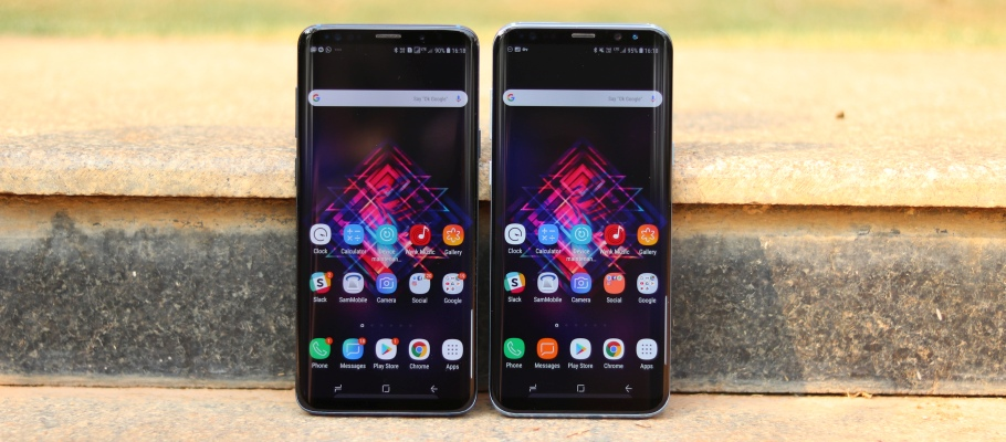 Some Galaxy S9 displays suffer from black crush and color
