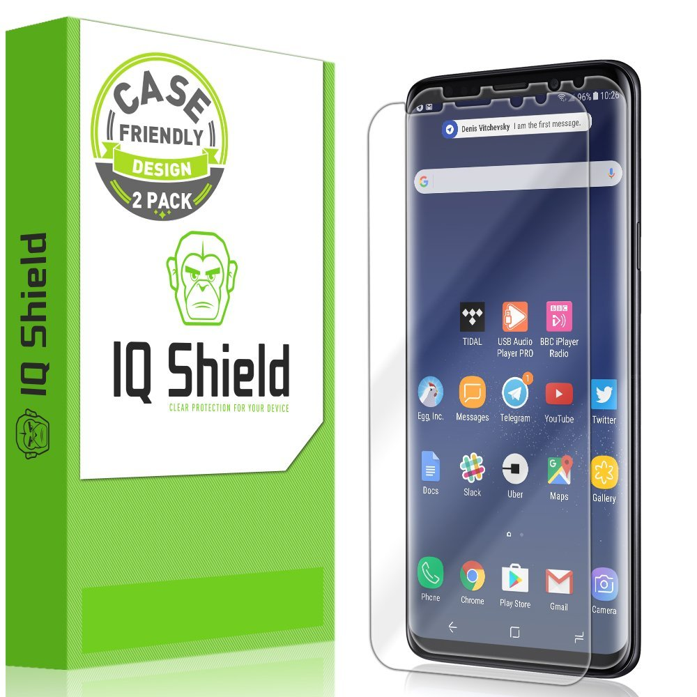 competitive price 2000b b3f21 Galaxy S9 screen protectors to keep your new phone scratch-free ...
