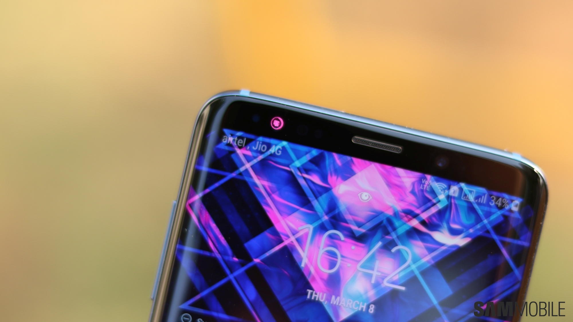 T-Mobile Galaxy S9 update improves face unlock and camera