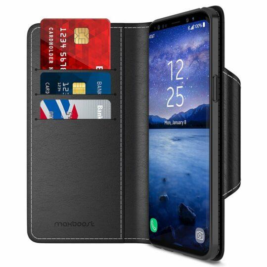 Maxboost Wallet Case