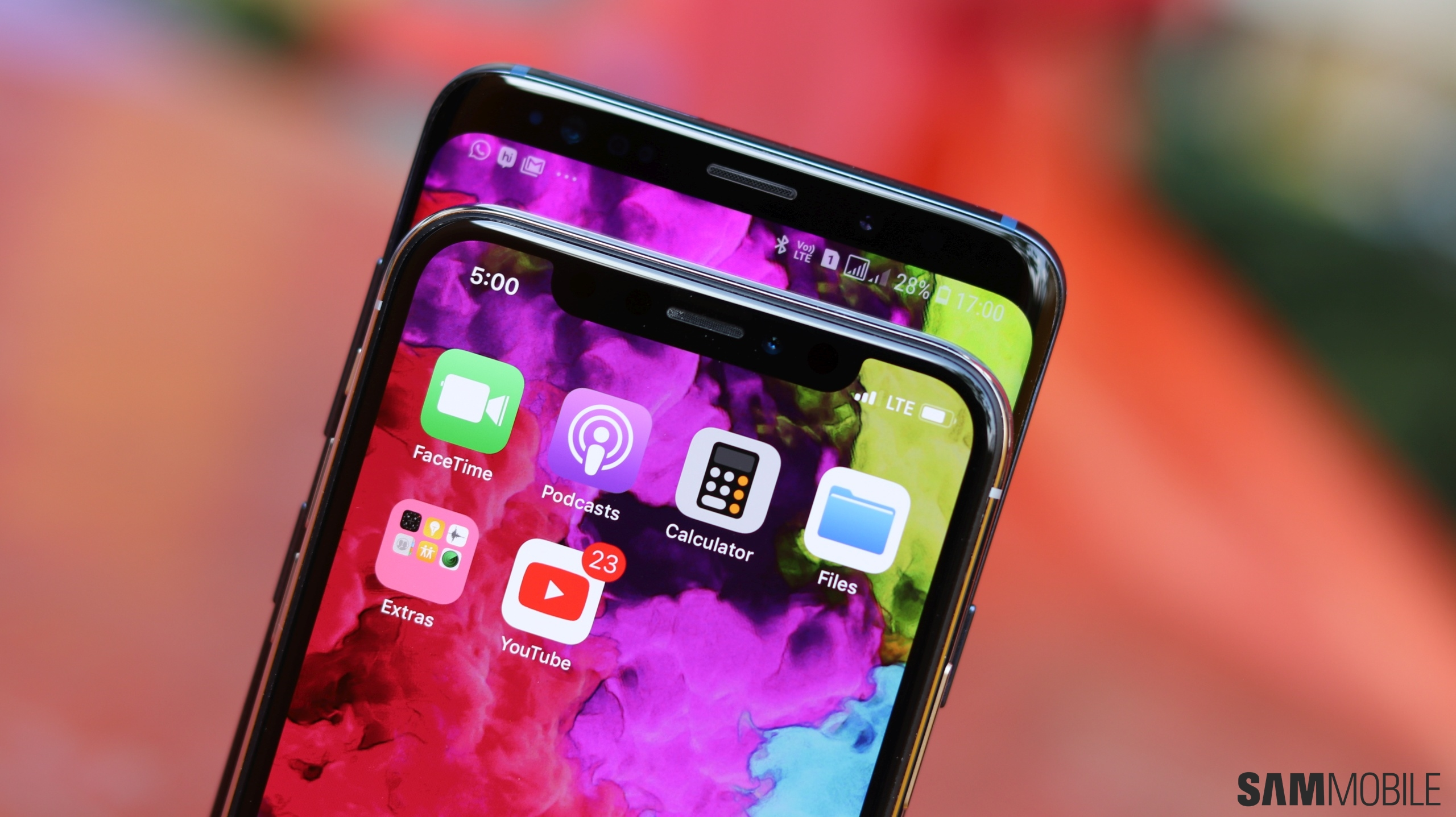 Samsung s9 faster software update