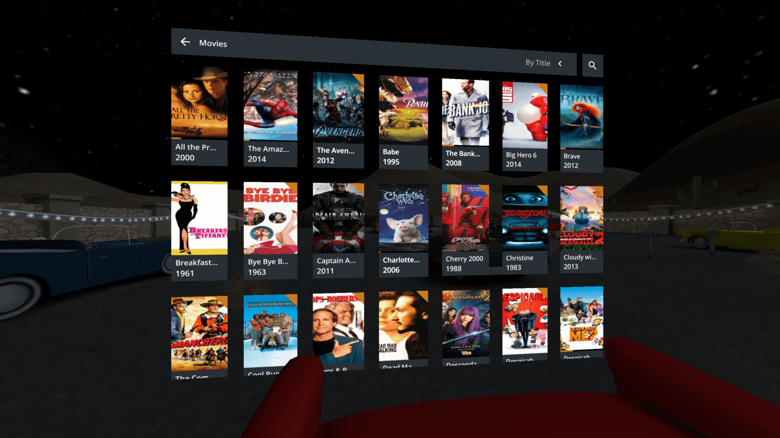 Plex VR app is now available for the Gear VR - SamMobile