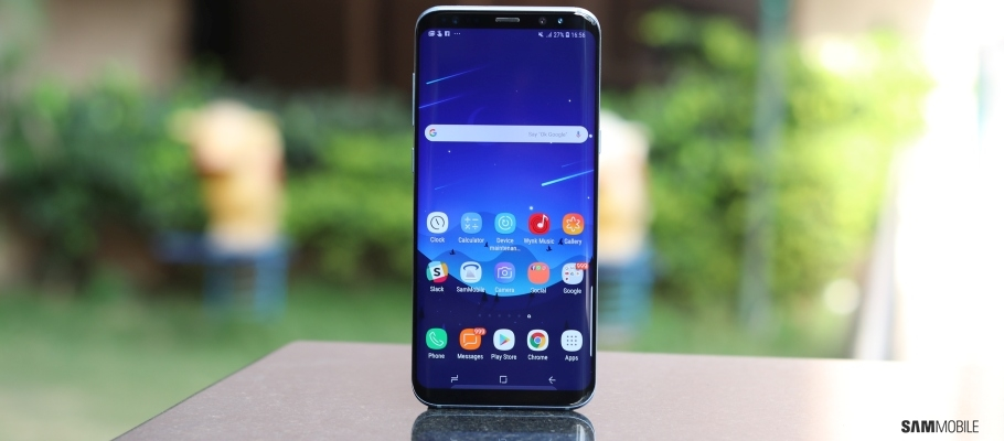 Verizon's Galaxy S8 gets update with July 2018 security patch
