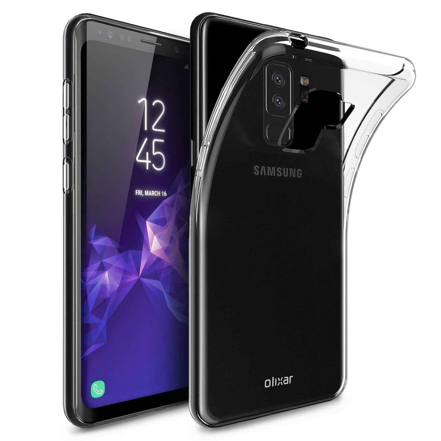 best clear case for samsung s9