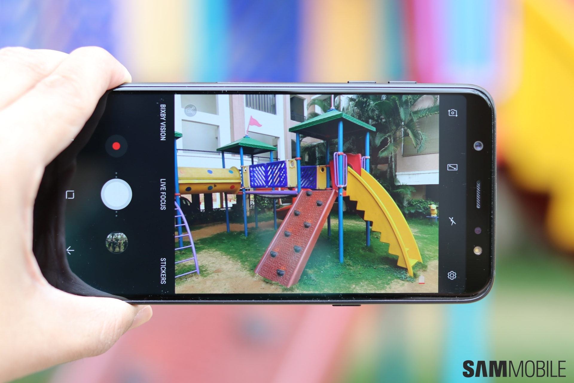 Samsung Galaxy A6+ initial impressions: An interesting proposition