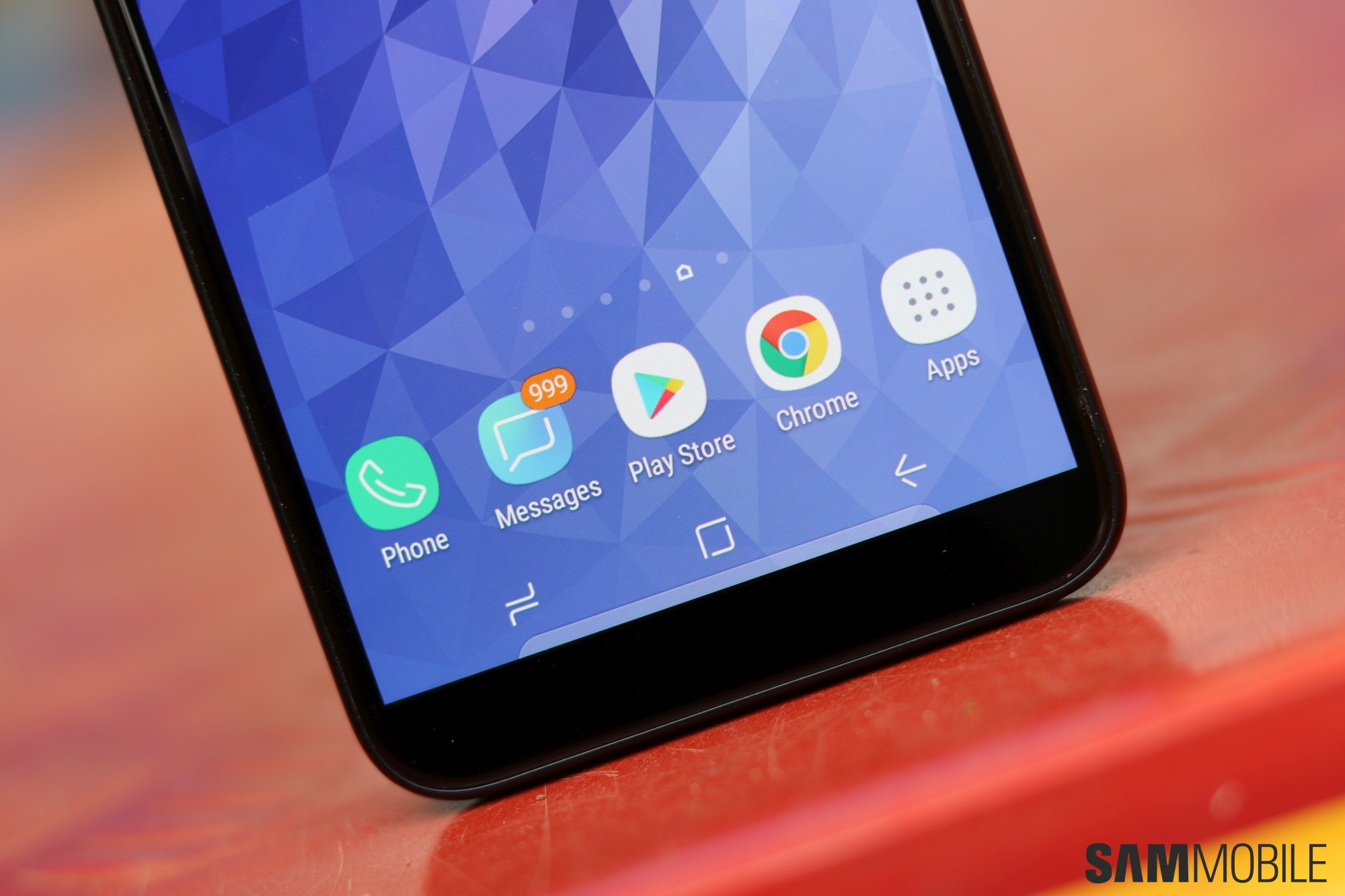 Samsung Galaxy J6 hands-on: To Infinity and beyond? - Free Apps
