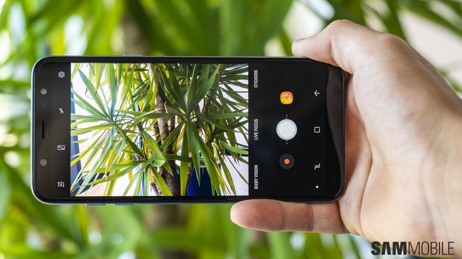 Samsung Galaxy A6 Plus review