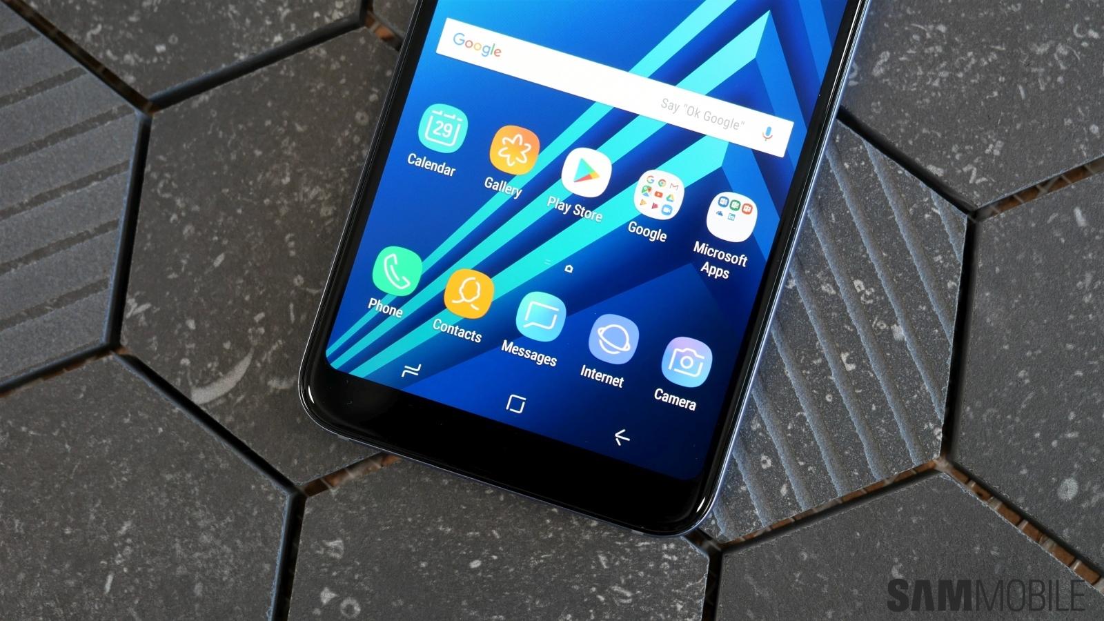 Galaxy S8 Internals Wallpaper