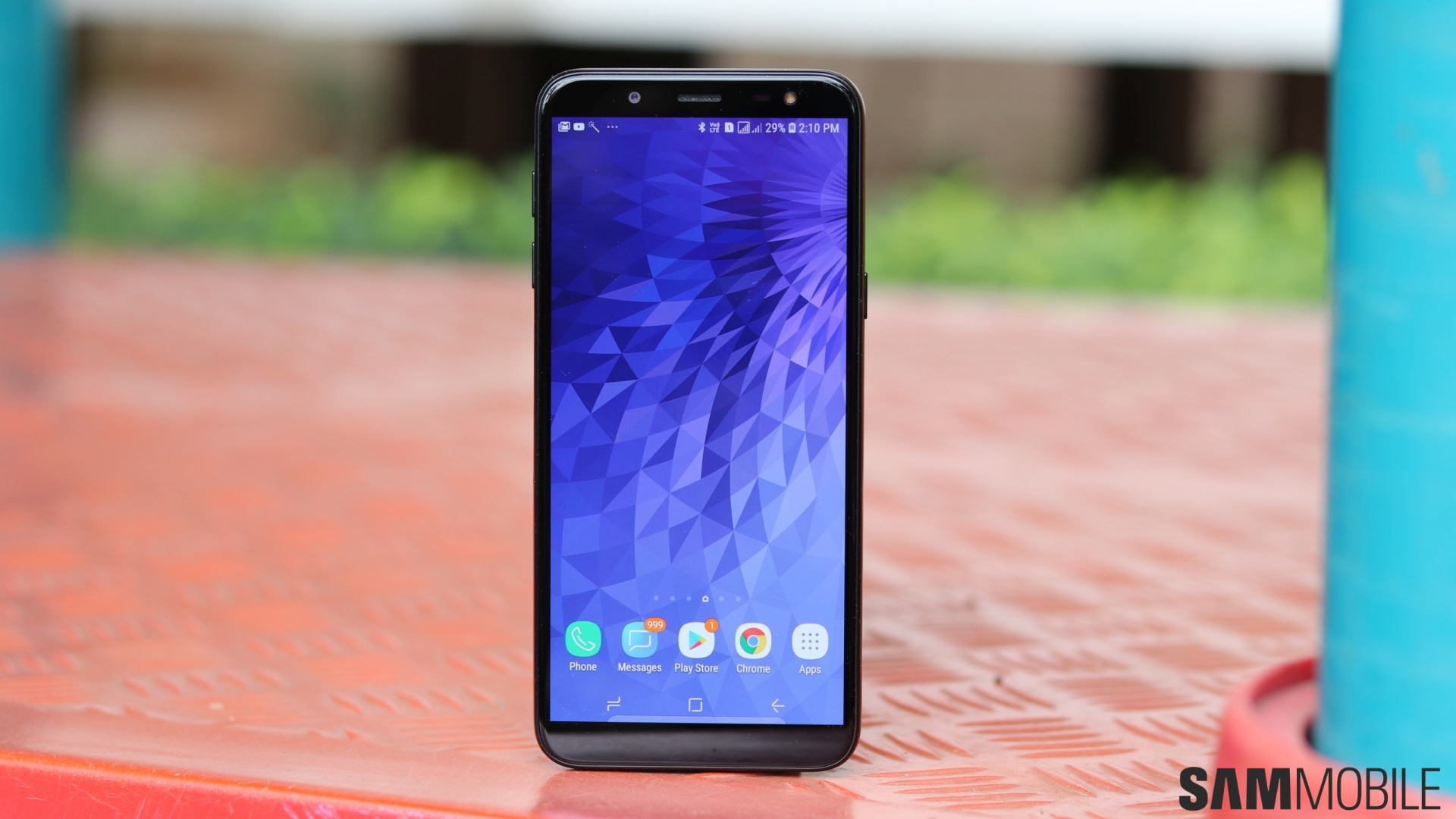 Samsung Galaxy J6 Review Greater Than The Sum Of Its Parts Sammobile