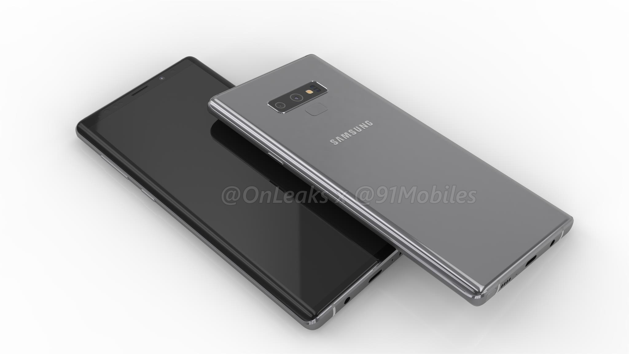 Poll] What's your opinion of the Galaxy Note 9 seen in the leaked