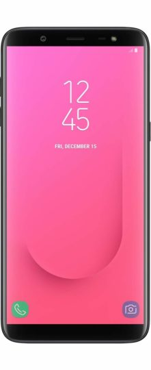 Samsung Galaxy J8 goes on sale in India
