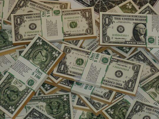 Pay Money Currency Bills Paper Money Dollar Bill