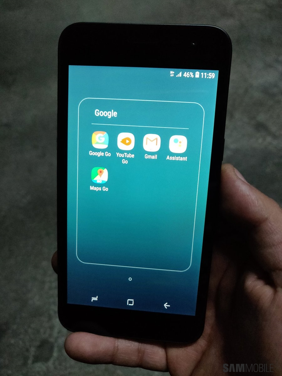 Samsung Android Go phone firmware is now available online - SamMobile