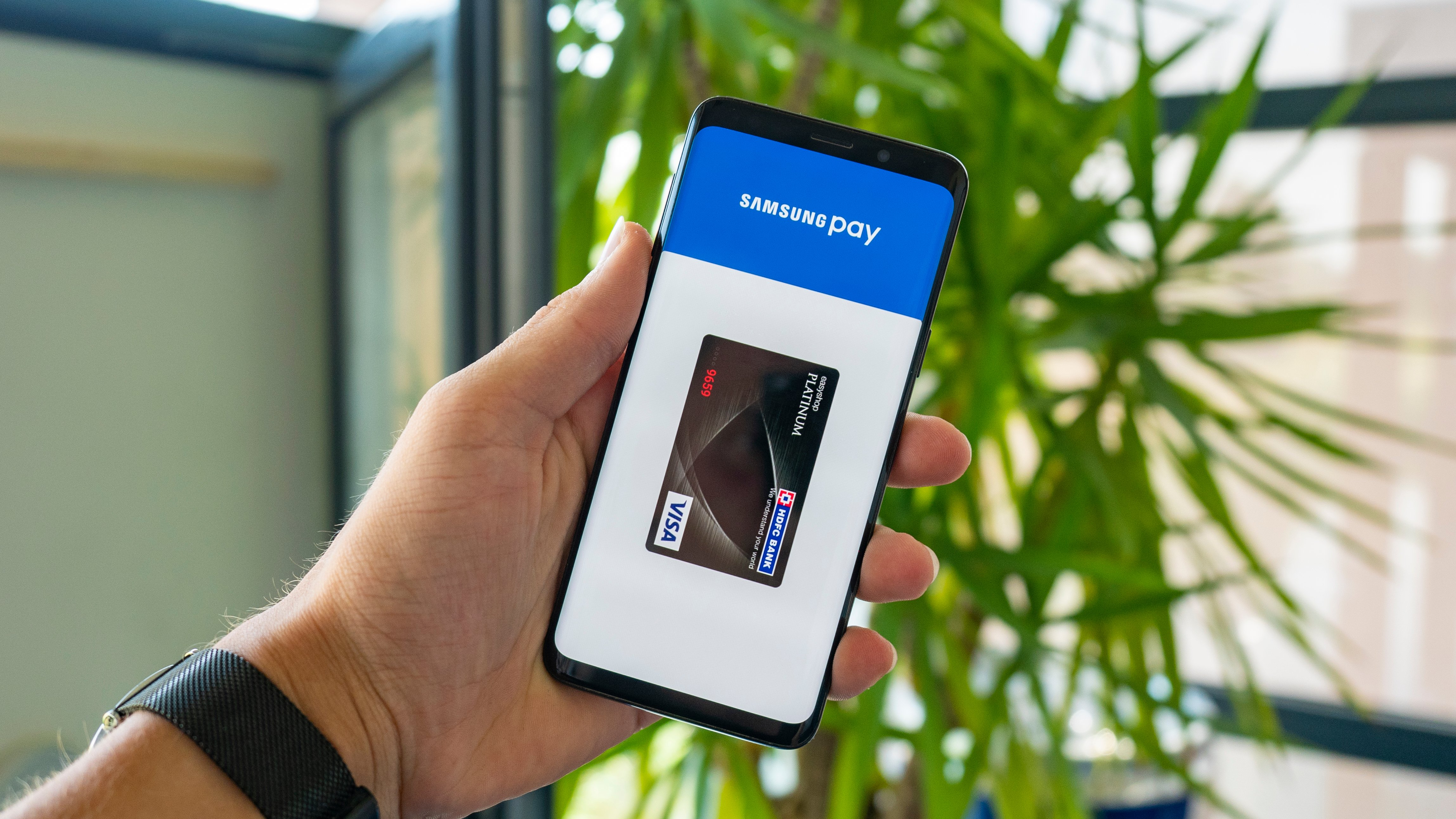 Samsung Pay What Is It Where Is It And How Can You Use It Sammobile