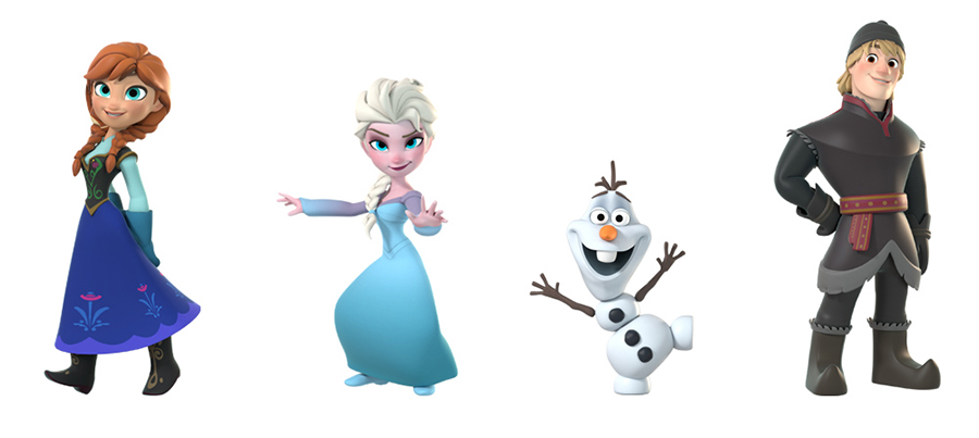 Disney's Frozen characters now available in AR Emoji