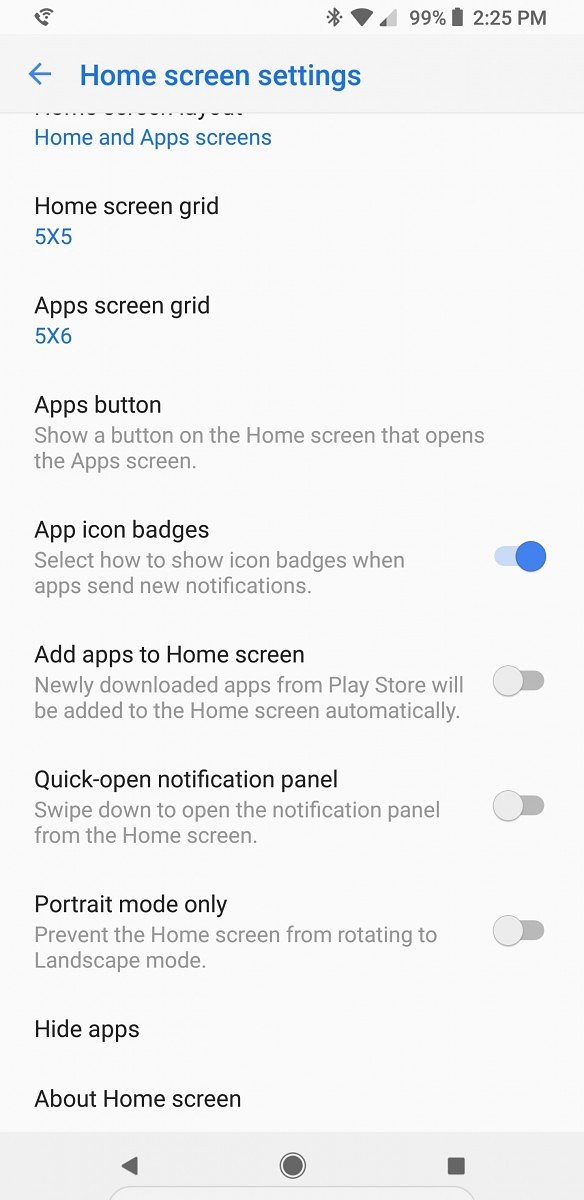 Samsung Experience update lets you rotate home screen on Galaxy S8