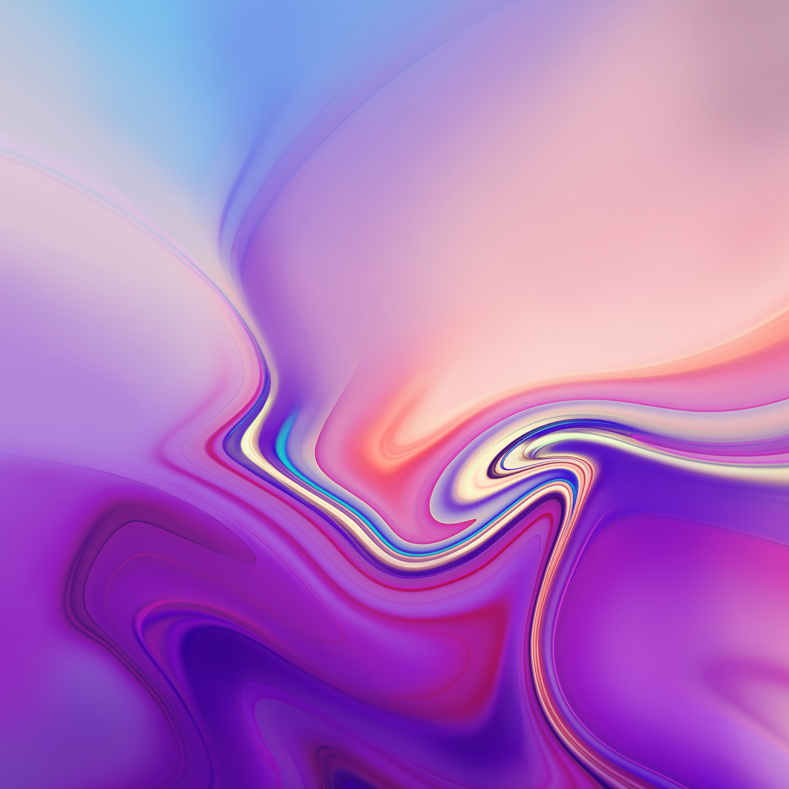 Grab the official Galaxy Tab S4 wallpapers here!