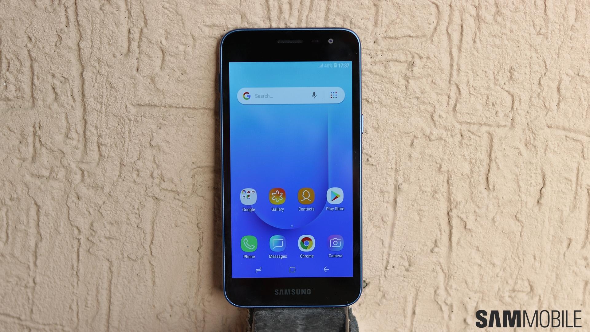 Samsung Galaxy J4 Core vs Galaxy J2 Core specs comparison