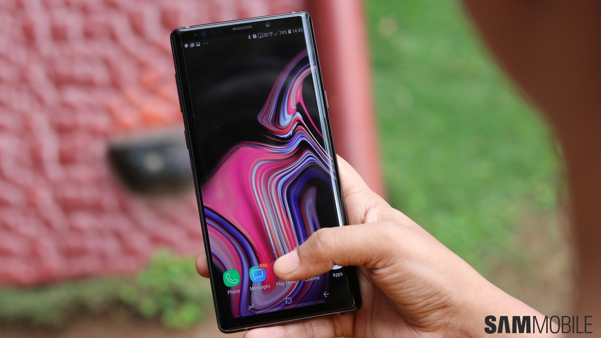 Tips to improve battery life on the Samsung Galaxy Note 9 - SamMobile