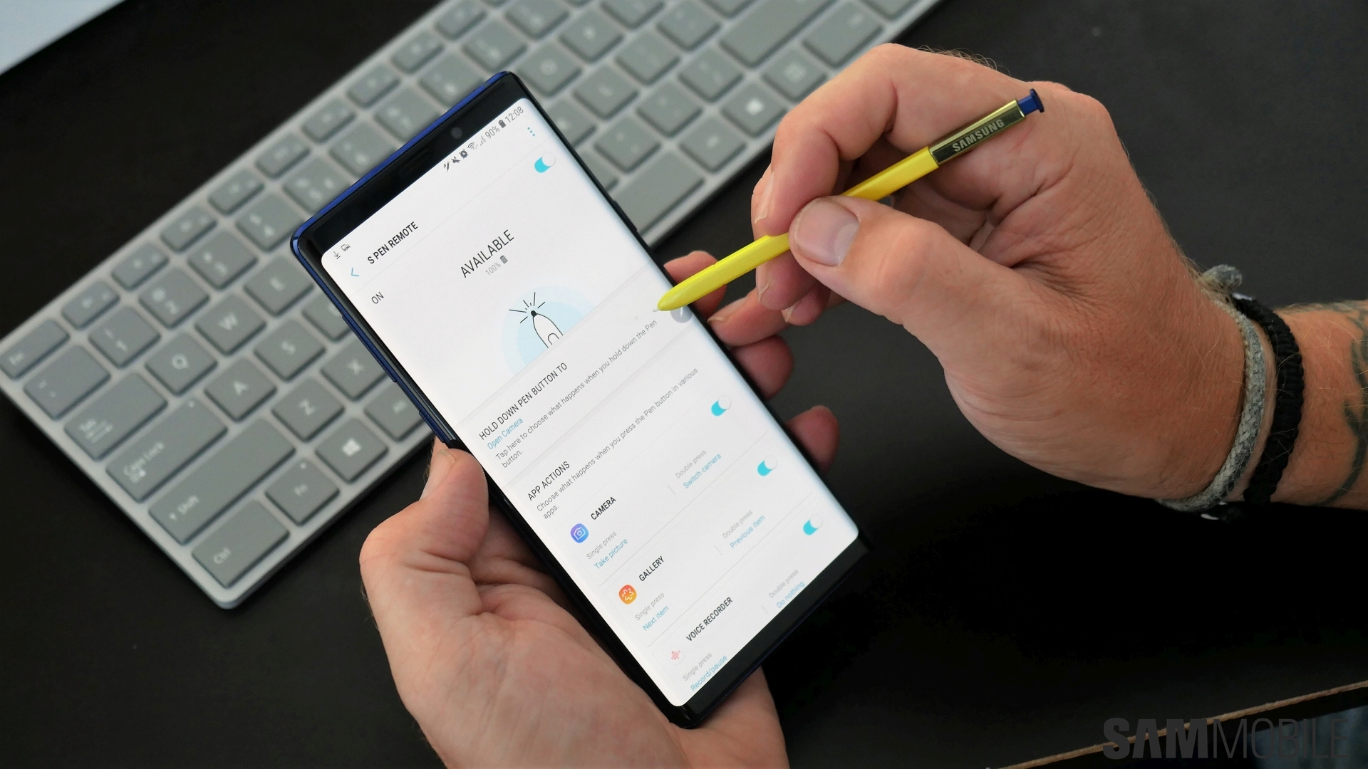 5bacf0f3c3e Samsung Galaxy Note 9 review  For all the power users out there ...