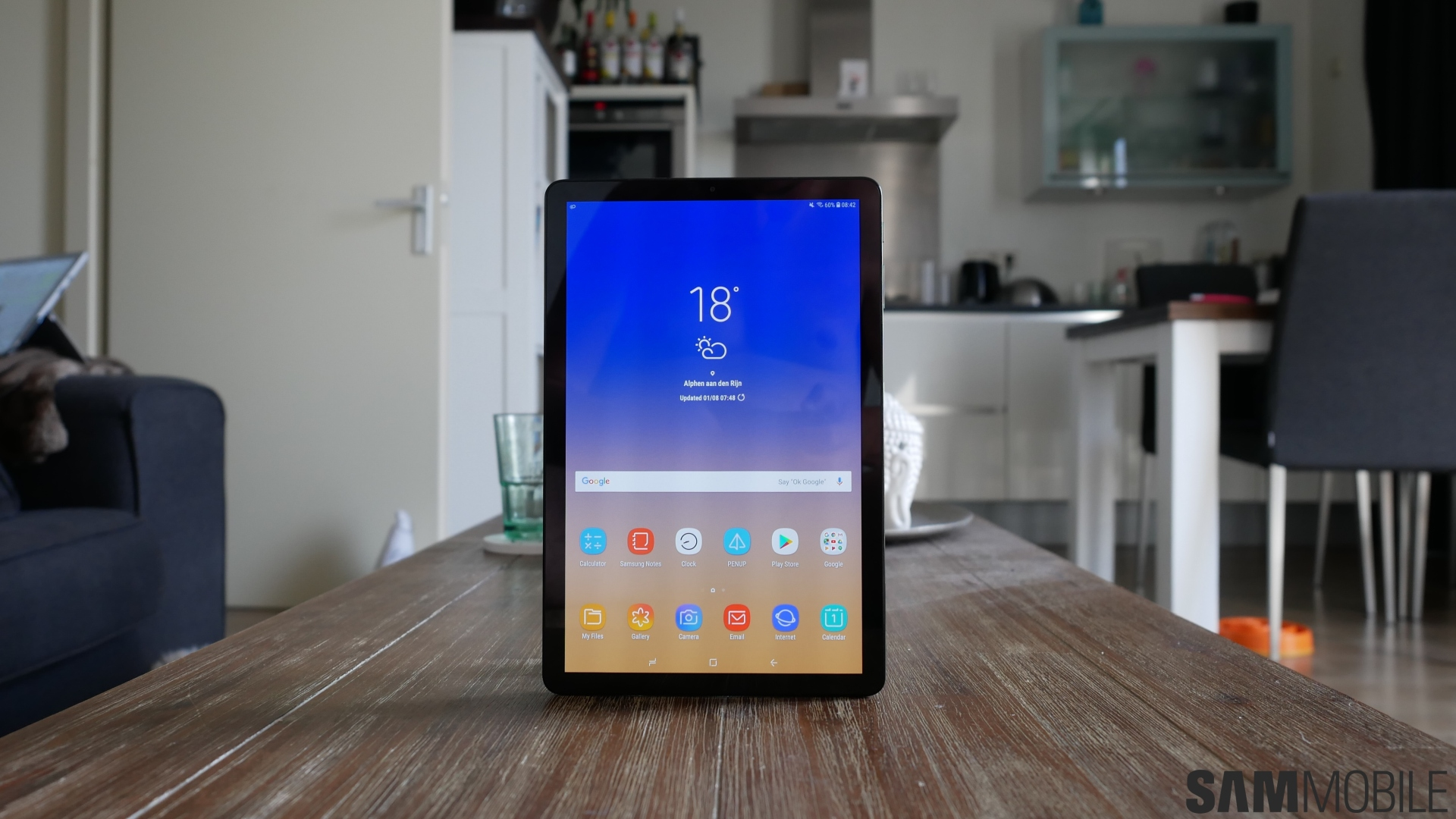 Samsung Galaxy Tab S4 hands-on impressions
