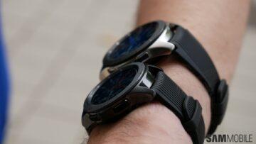 Galaxy Watch Hands-on 12