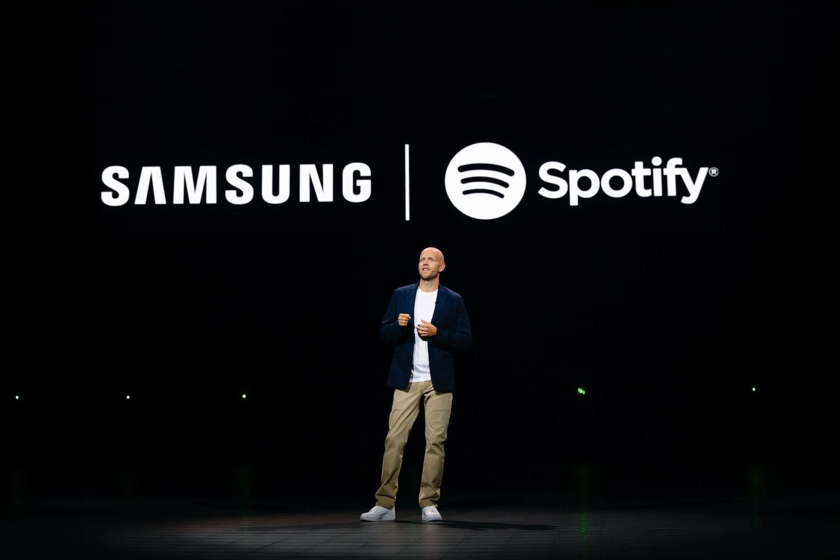Spotify isn't playing nice with Galaxy smartphones - SamMobile